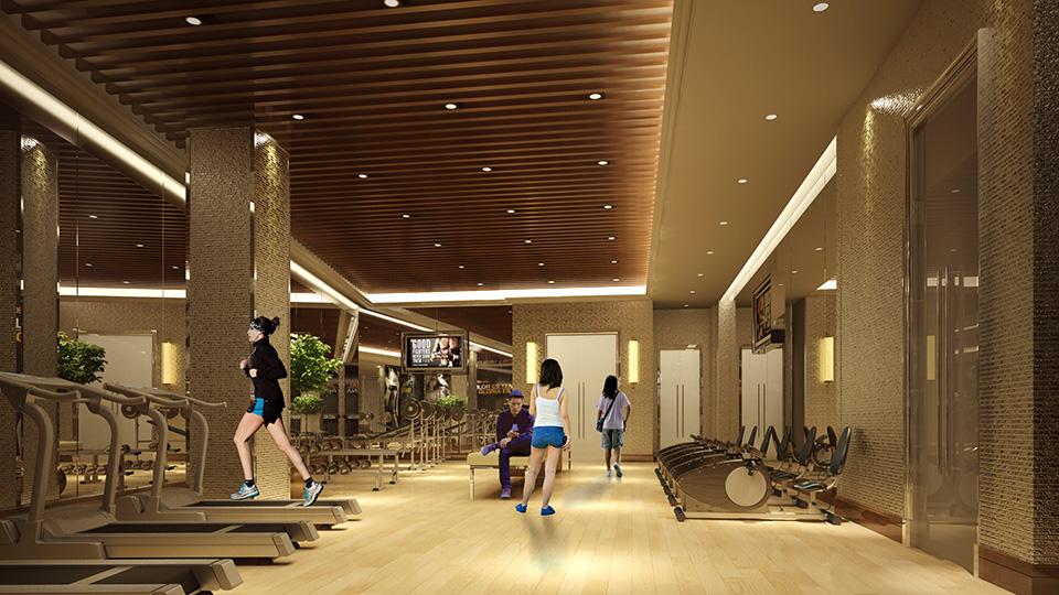 Phòng tập GYM, Yoga Fitness