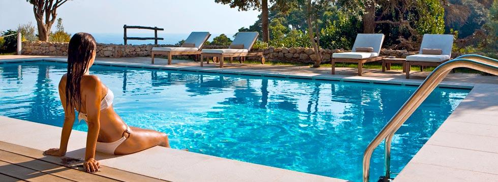 bể bơi roman plaza